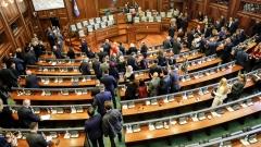 Правителството на Косово падна след вот на недоверие
