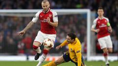 Арсенал - Атлетико (Мадрид) 1:1, Гризман изравни