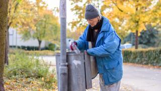 Американската милионерка, която събира боклуци в Ню Йорк и печели по $20 на ден от това
