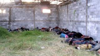 72 имигранти избити в Мексико