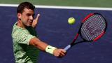 Григор Димитров е практически 12-и в световната ранглиста