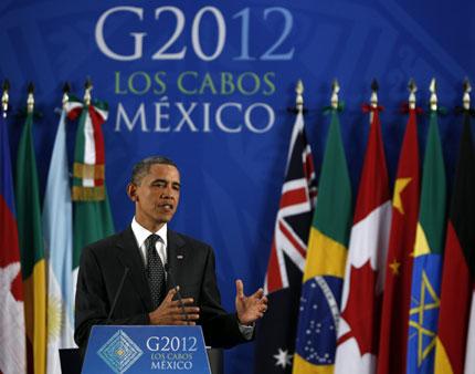 Обама: Русия и Китай се противят на натиск срещу Асад