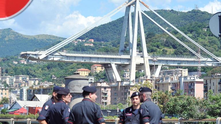 Магистралите и виадуктите са емблема на италианската модернизация през 1920-те