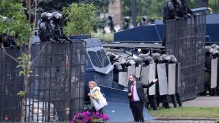 В Минск задържаха членове на Координационния съвет на опозицията