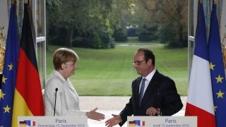 Меркел и Оланд загрижени за живота в ЕС след напускането на Лондон