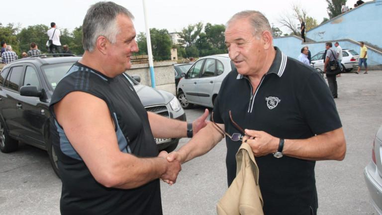 Петър Курдов: Хубчев поне научи футболистите на Левски да тичат