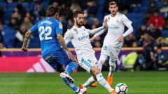 Реал (Мадрид) победи Хетафе с 3:1