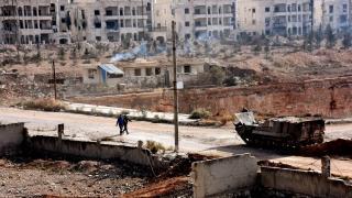 Източната част на Алепо остана без нито една работеща болница
