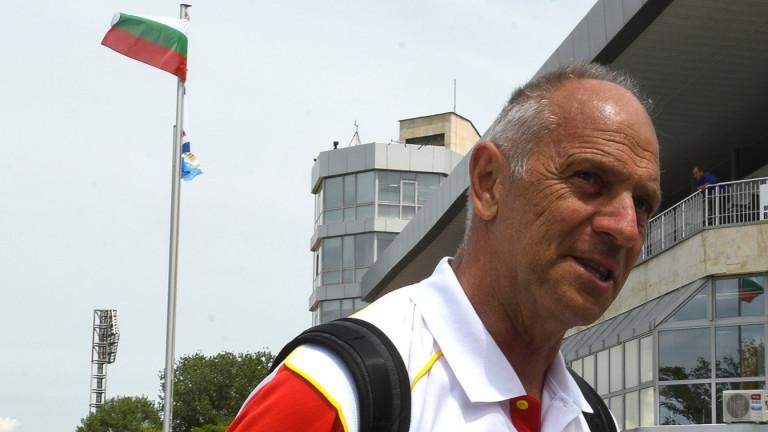 Петкратният олимпийски шампион сър Стив Редгрейв: Пловдив предлага отлични условия за гребците