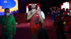 Кирил Милов донесе пета олимпийска квота за българската борба