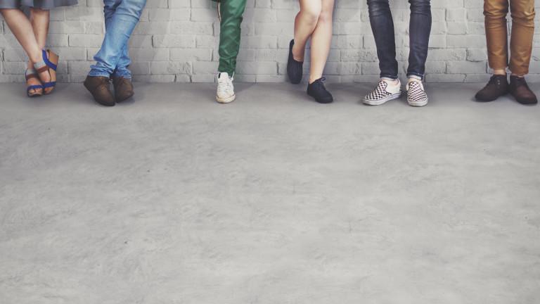 Над 20% от младежите над 15 г. нито учат, нито работят