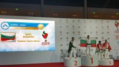 Наш спецполицай спечели първо място на служебни игри в Абу Даби