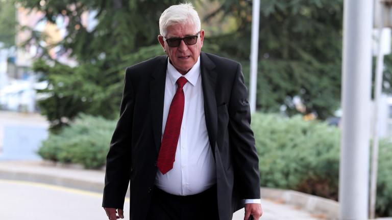 Бившият вратар на ЦСКА Георги Велинов също коментира евентуално обединение