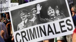 Върховният съд на Испания постанови ексхумация и преместване на Франко