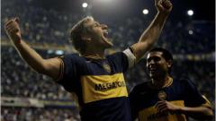 Бока Хуниорс, Насионал  и Атлетико Насионал бият с по 3:0 в Копа Либертадорес