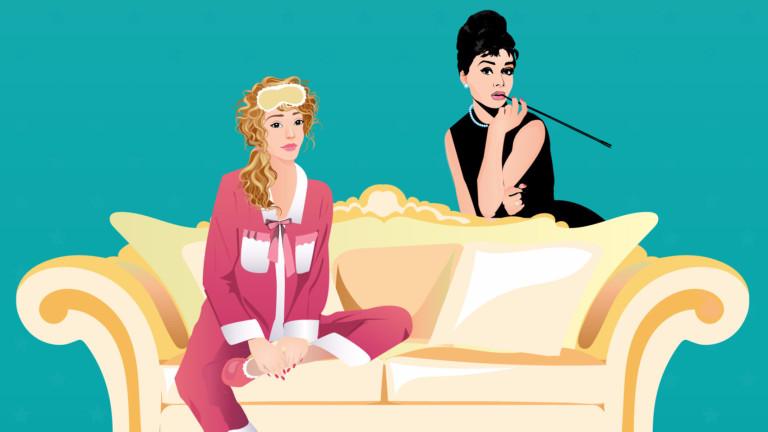 """""""Една нощ с Одри Хепбърн"""", която ще промени всичко"""
