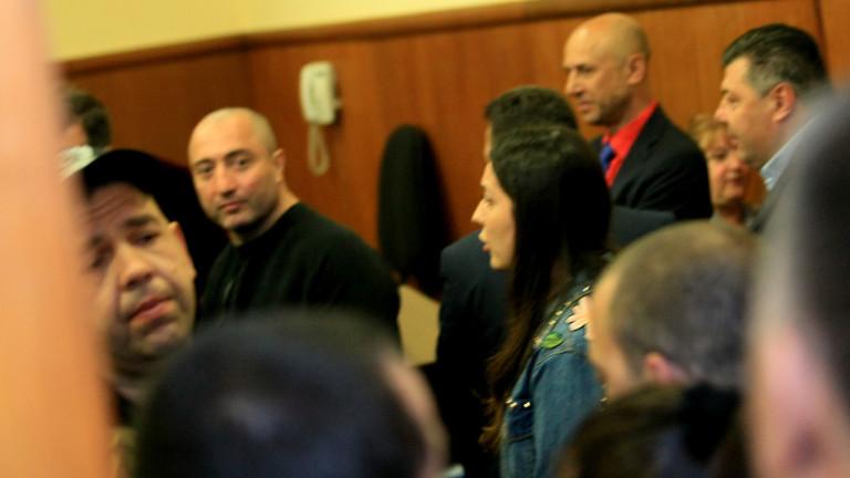 Защитата на Желязков поиска прекратяване на процеса