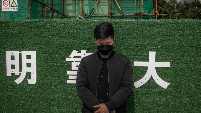 Континенталната част на Китай е потвърдила 30 нови случая на