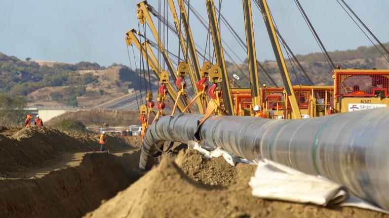 """Берлин иска и """"Северен поток 2"""", и продължаващи доставки през Украйна"""