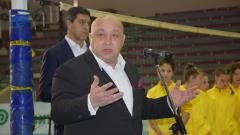 Министър Кралев: Благодарение на проекти като Скаут лигата, можем да бъдем спокойни за бъдещето на българския волейбол