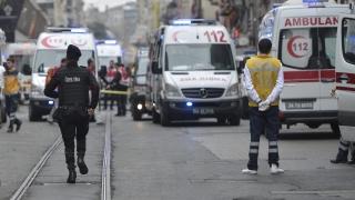 Двама от убитите в Истанбул са американци
