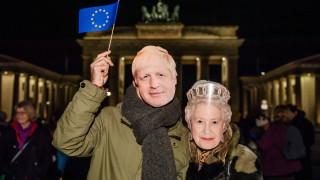 Великобритания се върна на острова си, сама, пише европейският печат
