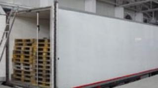 Рентген засече емигранти в камион със смокини