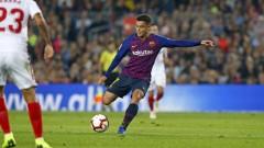 Коутиньо е твърдо решен да се докаже в Барселона