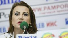 Илиана Раева: Случилото се с Цвети няма общо с гимнастиката