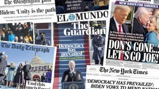 Световният печат за Байдън: Демокрацията победи в Америка