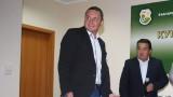 Караславов: Ботев се цели във финала за Купата