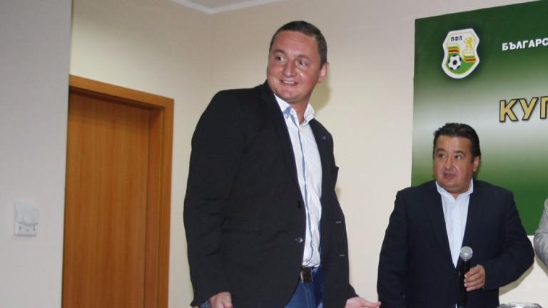 Асен Караславов се връща в Ботев (Пд)