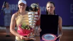 Елена Рибакина триумфира на WTA International в Букурещ