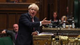 Борис Джонсън готов и за крах на търговското споразумение с ЕС