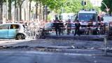 Полицията в Берлин нахлу в къщата, в която незаконно са се настанили леви радикали
