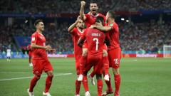 Швеция срещу Швейцария в битка за 1/4-финал на Мондиал 2018