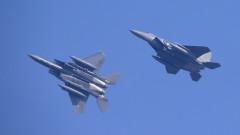 Япония отлага превъоръжаването на своите Ф-15