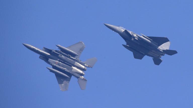 Руското министерство на отбраната отрича стратегически бомбардировачида са нарушавали южнокорейското
