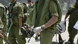 Ракета на Хизбула уби 10 войници в Израел