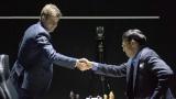 Карлсен и Ананд завършиха реми четвъртата партия
