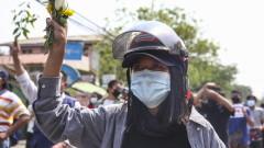 Над 700 са жертвите в Мианмар