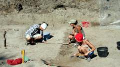 Започват разкопки на нова тракийска могила