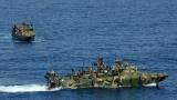 Иран освободи задържаните американски моряци