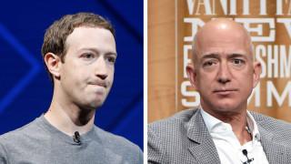 $511 000 000 000: Толкова са загубили най-богатите хора на Земята през 2018 година