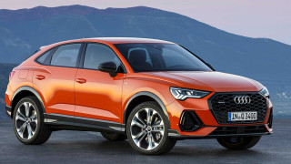 Audi показа новия си кросоувър Q3 Sportback (Видео)