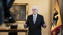Германският президент признава грешки, допуснати по време на пандемията
