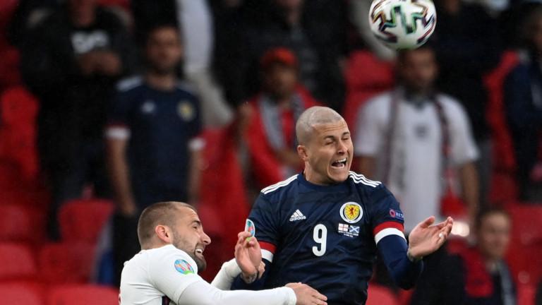 Хърватия излиза срещу Шотландия в третия си мач от Евро