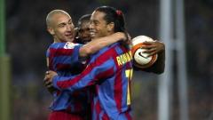 Роналдиньо с усмивката, той ни накара да се влюбим в играта