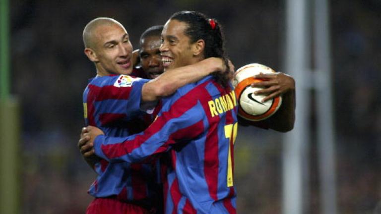 Преди дни Роналдиньо обяви, че се оттегля от професионалния футбол.