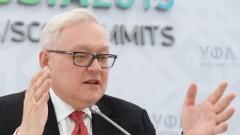 """Рябков: Русия не е имала """"Новичок"""""""